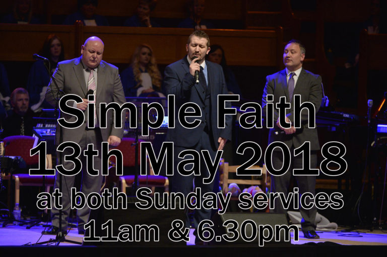 Simple Faith 13 May